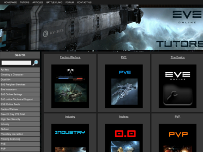 eve online tutors eve tutors eve guide