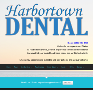 Dr Swain DDS Grand Haven Dental Care Cosmetic Emergency